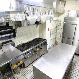 厨房ステンレス工事